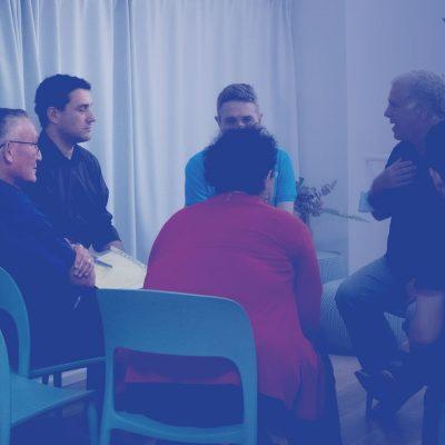 activists's meeting